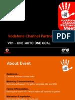 Vodafone Channel Partner's Meet