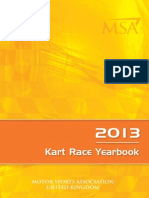 MSA Rule Book 2013