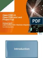 OpenESBv2 Project Fuji