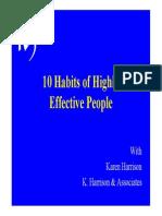 10 Habits of Highly Effective People_Karen Harrison1 Pp