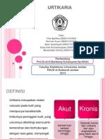 Urtikaria Print