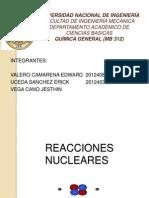 2-REACCIONES NUCLEARES