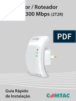 Manual - Amplificador Wireless