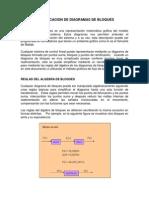 Simplificacion de Diagramas de Bloques