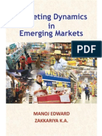 Marketing Dynamics in Emerging Markets