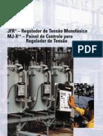 Regulador de Tensão Monofasico - JFR