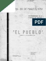 50 Años El Pueblo