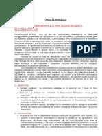 Proyecto Desarrollando Habilidades Matematicas 2014