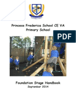 foundation welcome handbook 2014