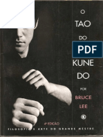 Bruce Lee O Tao Do Jeet Kune Do