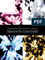 Brochure Irradiated Gemstones
