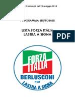 Programma FI Lastra 2014