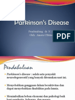 Referat Ameru Parkinson Ppt