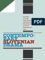 Contemporary Slovenian Drama 2009