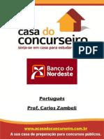 Apostila BNB2014 Portugues Zambeli