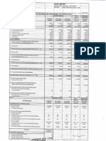 DCW Fourth Quarters and Annual Statement 2013-2014
