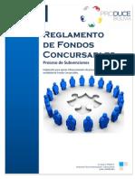 110512 Reglamento Subvenciones