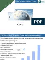 2.Fundamentos Da Indústria Aérea