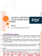 FFFAI Value Added Services in India-PPT