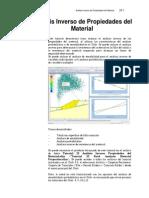 Tutorial 23 - Back Analysis Material Properties (Spanish)