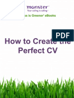 How to Create the Perfect CV[IE]