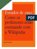 Como Os Professores Estão Ensinando Com a Wikipédia