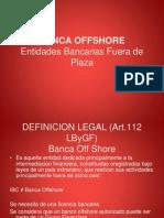 Banca Offshore Presentación