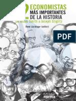 Los 12 Economistas Mas Importantes de La Historia Cap 1