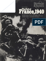 Strategy & Tactics 027 - The Fall of France 1940, Battles of Alexander.pdf