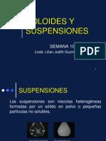 10 Coloides y Suspensiones 2013