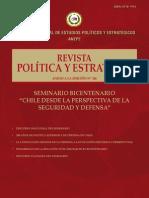 Chile - Revista Política y Estrategia