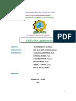 difusion informe