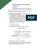 Diseño Estructural de Cimentacion Superficial