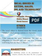 Ethical Issues in Advertising