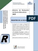 2 Registro de La Escuela
