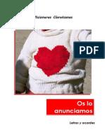 OSLOANUNCIAMOS_letras y Acordes