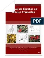 Manual de Semillas de Arboles Tropicales