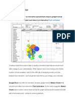 Google Docs Motion Chart