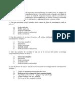 Subiecte Partial 1 2010