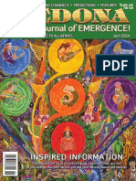 Sedona - Journal of Emergence July 2014 Cover
