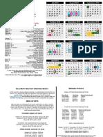 pitt county schools calendar