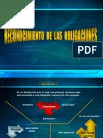 Derechodeobligaciones-3-Reconocimiento de Las Obligaciones