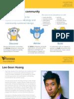 Foossa Press & Media Kit