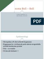 Carsinoma Buli