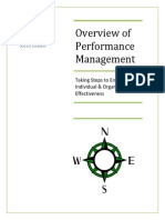 Overview Performance Management