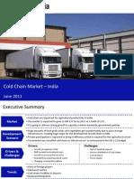 Cold Chain Market India