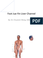 Class 10 - Foot Jue-Yin Liver Channel