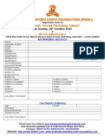 Matrimonial Bio Data E2012