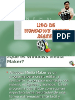 Uso de Movie Maker