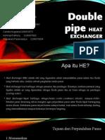 Heat Exchanger-double Pipe